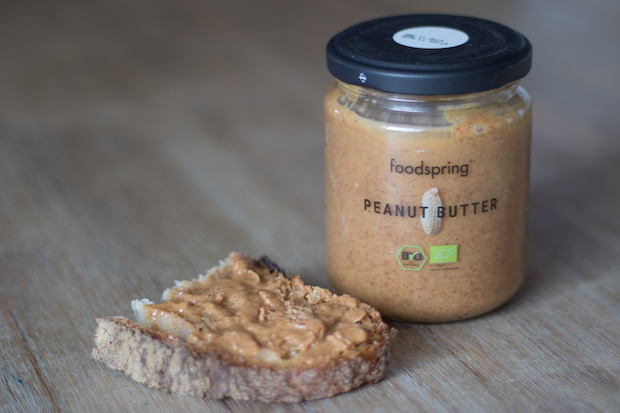 avis foodspring beurre de cacahuete