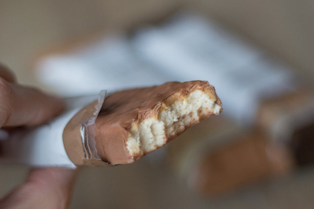 foodspring avis barre chocolat
