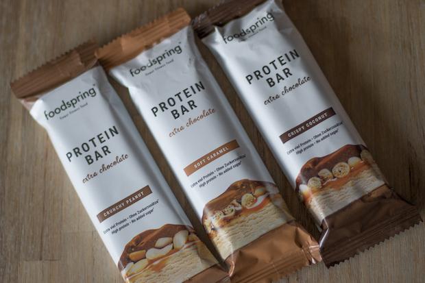 foodspring avis barre proteine chocolat