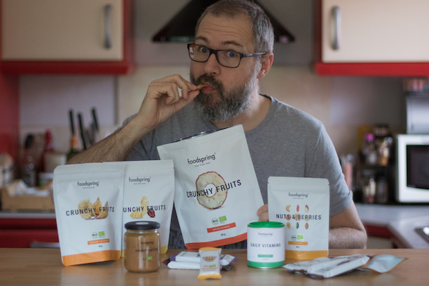 foodspring avis en cas