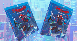 concours spiderman new generation bluray gagner