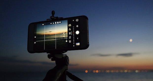 smartphone pour la photo