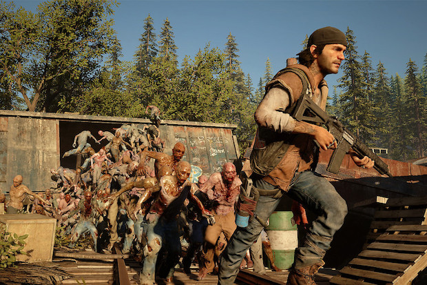 days gone critique ps4
