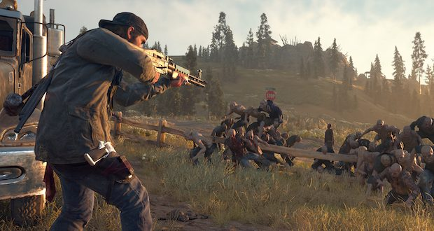 days gone critique zombi