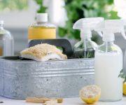 Quels produits ménager naturels et sains utiliser ?