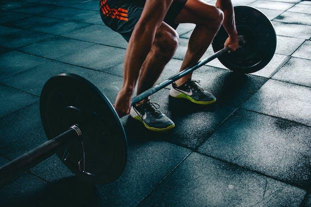 The Power Of la bible de la musculation au naturel