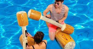 jeux piscine adulte accessoires