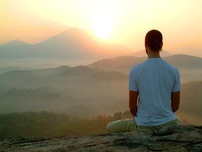 mediter pour etre heureux