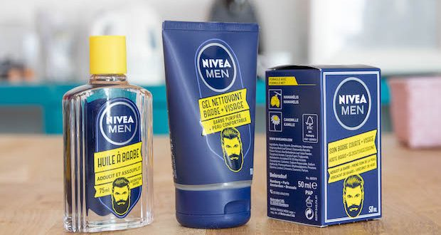 soin barbe nivea men avis test