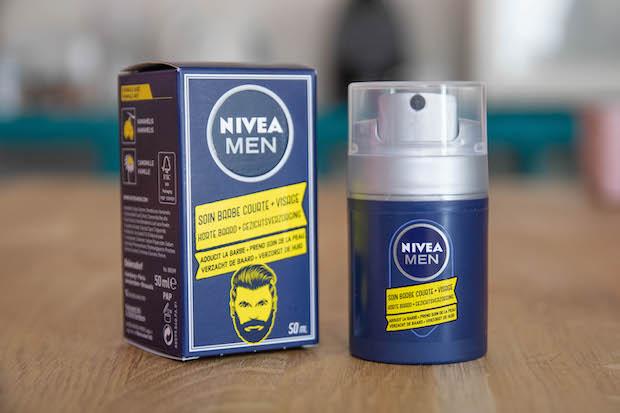 soin barbe nivea men avis test barbe courte