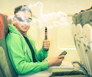 Comment voyager avec sa cigarette électronique ?