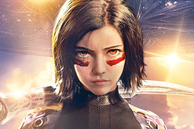 alita battle angel dvd blu ray 4k disponible