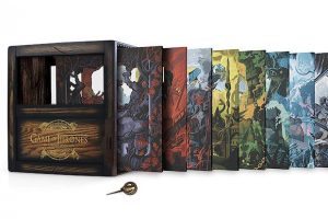 coffret integral game of thrones collector