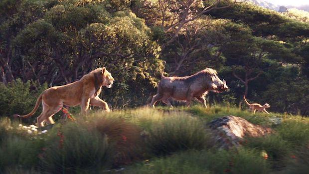 critique le roi lion 2019 hakuna matata