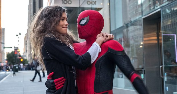 [Critique] Spider-Man : Far From Home – Une sympathique petite teen-toile