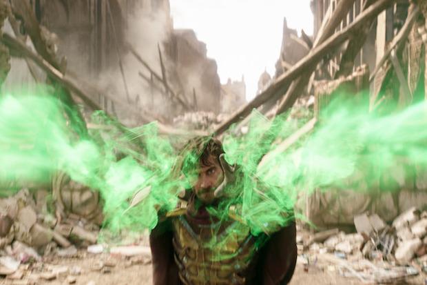 critique spiderman far from home avis mechant