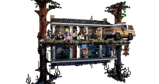 lego stranger things collector grand