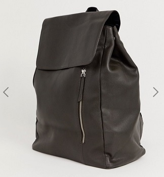 sac a dos sac homme cuir look detail style accessoire indispensable