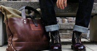 sac a main sac homme cuir look detail style accessoire indispensable