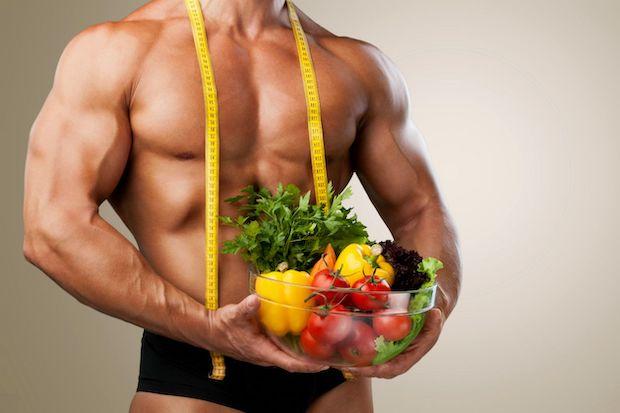 sportif vegan musculation vegetarien