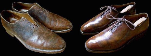 style classique conseil chaussures entretient