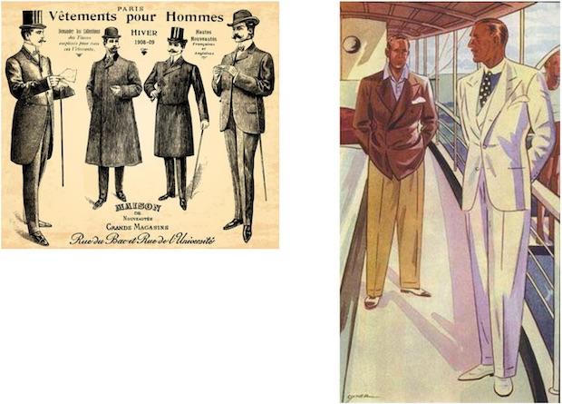 style classique conseil pantalon