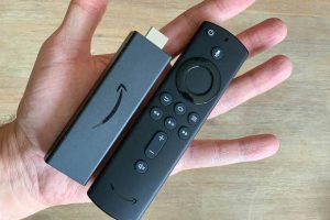 test fire tv stick 4k amazon avis taille