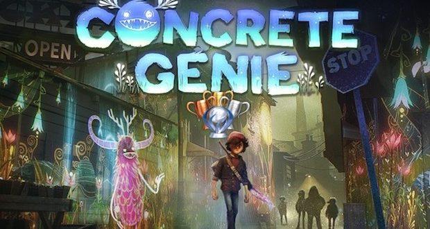 [Test] Concrete Genie, l'exclusivité PS4 qui va vous redonner le sourire