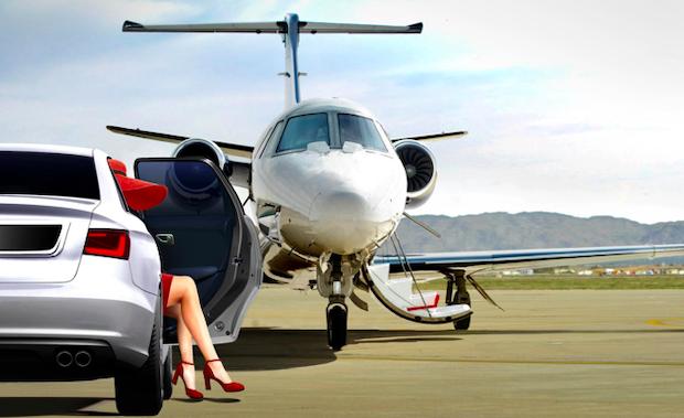 mode style avion prive
