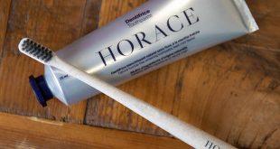 test avis horace dentifrice sans fluor