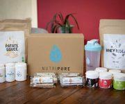 [Test & Avis] Nutripure : Compléments alimentaires Santé & Sport