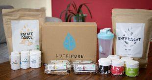 test avis nutripure produit