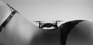 aubade-come-closer-video-drone