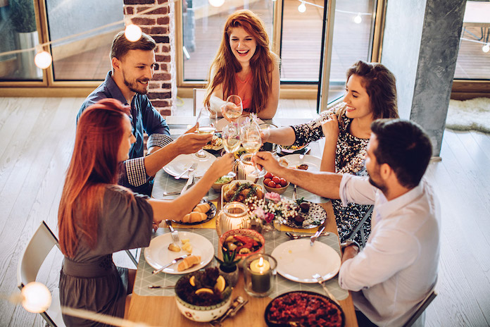 idee recette cuisine recevoir du monde des amis