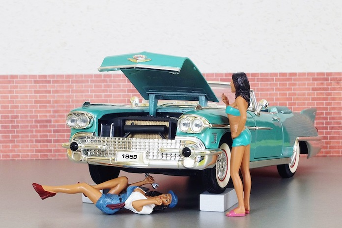 recours vice cache automobile