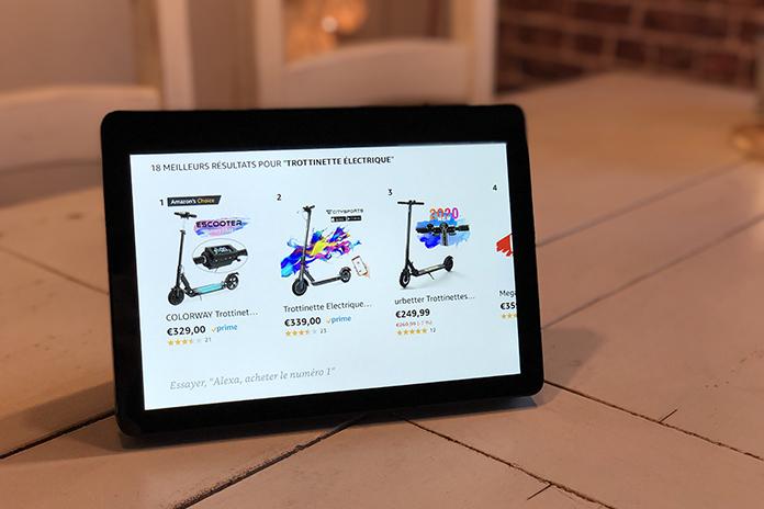 Amazon-echo-show-achats-vocaux