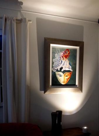 eclairage-led-tableau