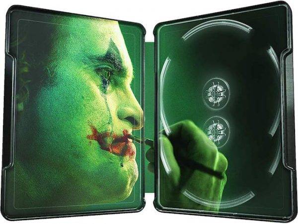 joker bluray 4k steelbox