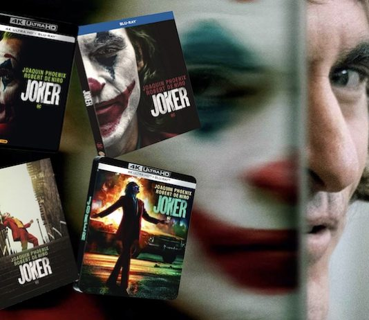 joker dvd bluray coffret disponible film