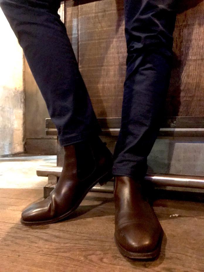 test avis jules et jenn chelsea boots