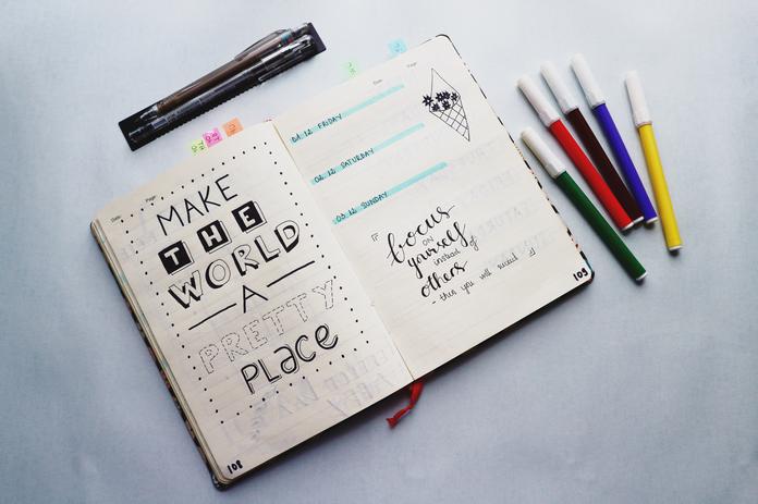 Créer un bullet journal