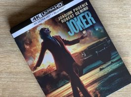 joker test 4K bluray uhd