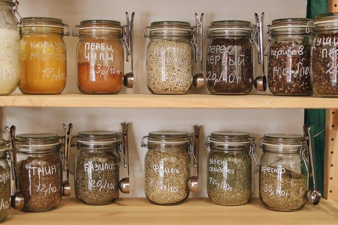 Bocaux hermetiques conservation durable cuisine zero dechet .