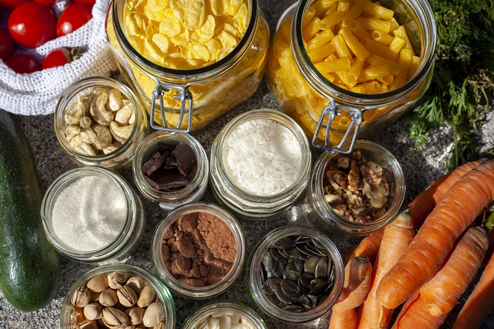 Semi conserve aliment conservation long terme