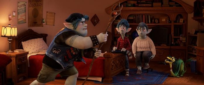 critique en avant pixar film frere