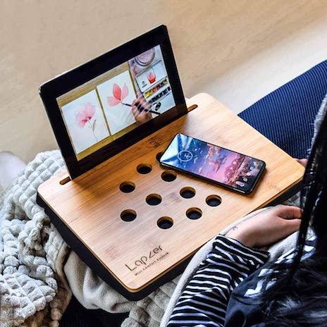 objets-teletravail-porte-tablette