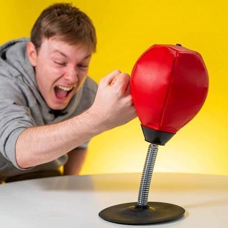 objets-teletravail-punching-ball-de-bureau