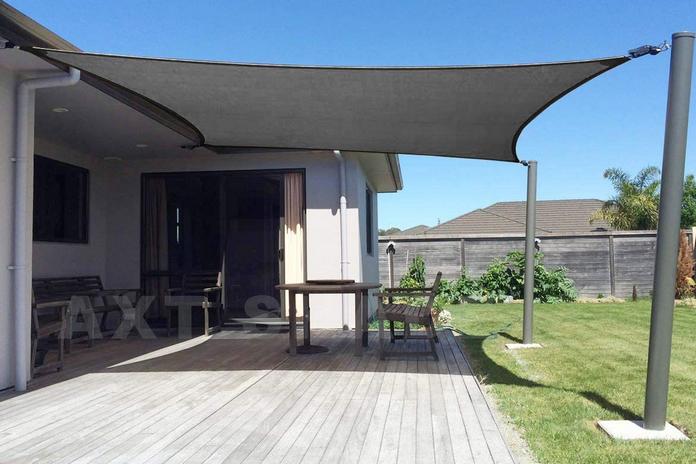 parasol parsoleil terrasse amenagement mobilier resistant pas cher