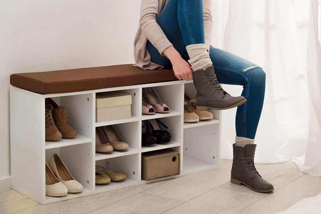 rangement malin maison chambre hall salon range chaussure porte chaussure coffre banc .png