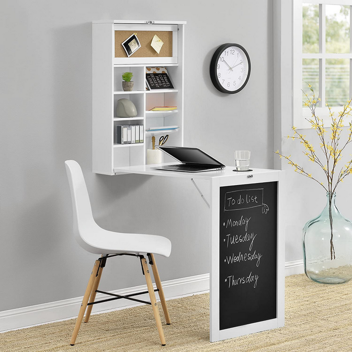 rangement malin maison cuisine organisation table innovante pratique murale retractable pliable .png